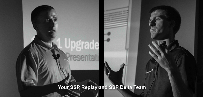 SSP Replay and SSP Delta