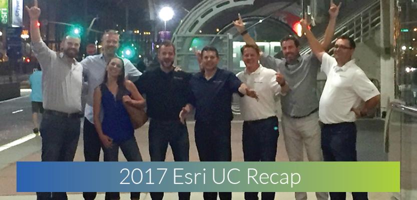 2017 Esri User Conference