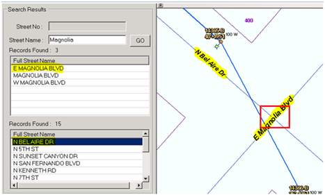 ArcMap Customization Lets Burbank Access, Zoom and Edit Records Faster