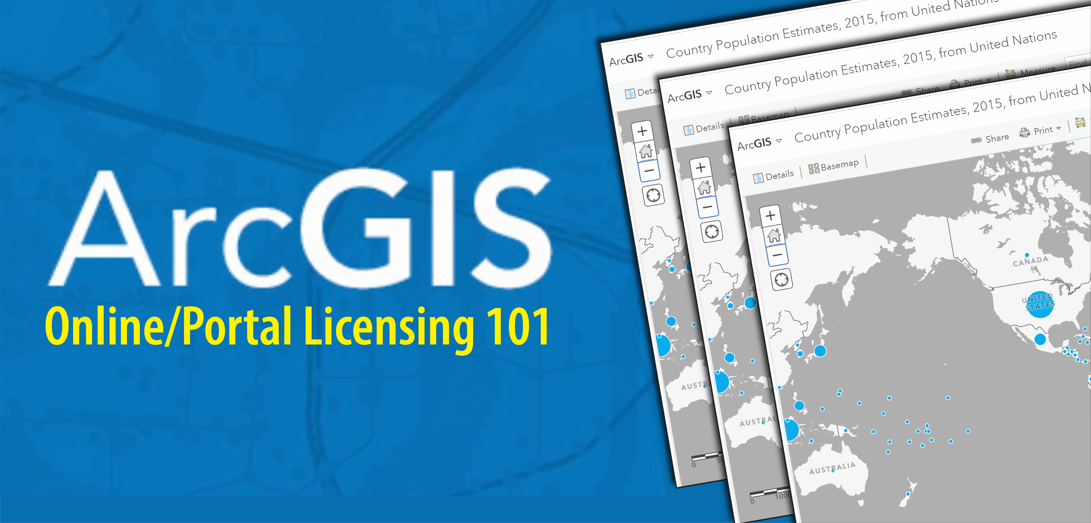 ArcGIS Online/Portal Licensing 101 - SSP Innovations