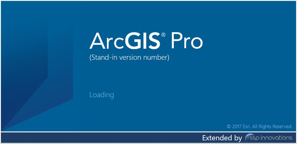 Customizing ArcGIS Pro (Part 2): MVVM Splash Screen